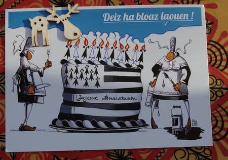 bon anniversaire breton chanson