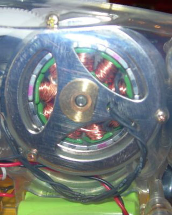 Modifier moteur machine laver en alternateur - Machine a laver sans electricite ...