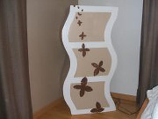 je voudrais connaitre la technique pour construire un meuble en carton forum bricolage outillage. Black Bedroom Furniture Sets. Home Design Ideas