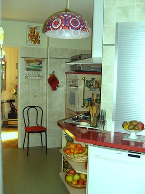 Quelle couleur pour les murs de ma cuisine r solu - Cuisine rouge quelle couleur pour les murs ...