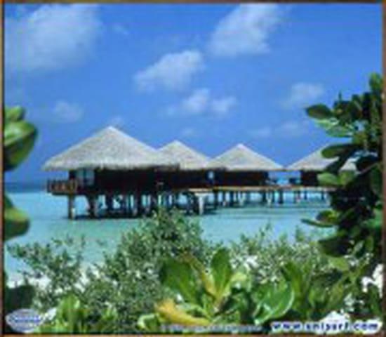 heures aux maldives