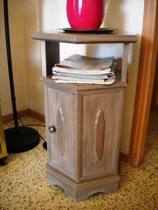Comment Repeindre Une Petite Table De Chevet En Bois [Résolu]