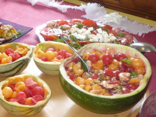 Comment faire des d corations de toutes sortes pour mes - Decoration de plat pour buffet froid ...