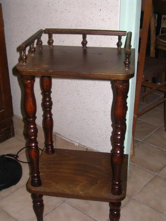 Comment peindre un effet vieilli sur un meuble et mes for Donner un effet vieilli a un meuble