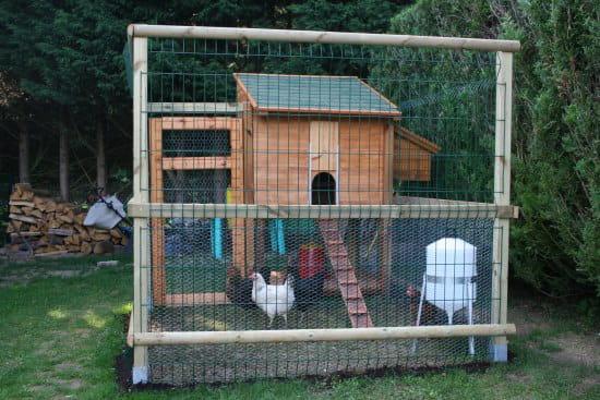 Des id es pour construire un poulailler r solu animaux de ferme - Forum faire construire ...