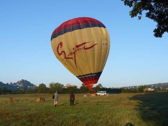meilleur endroit pour faire un vol en montgolfi u00e8re en france