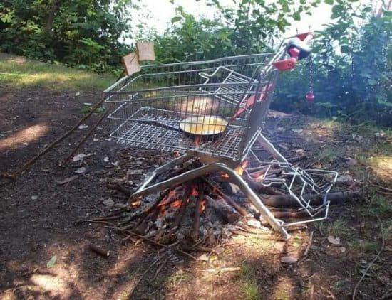 Comment r aliser un barbecue cylindrique r solu outillage for Chauffe eau piscine au bois