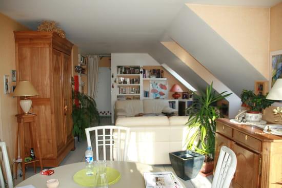 Changer de papier peint dans salon s jour cuisine et - Tapisserie sejour salon ...