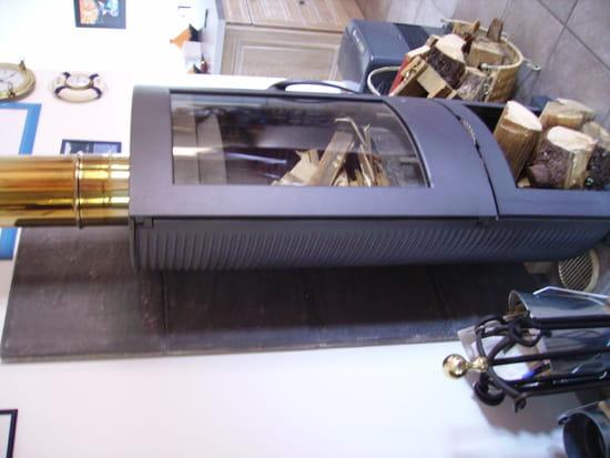 quel mat riau mettre entre le placo et le po le bois suspendu adoss dessus. Black Bedroom Furniture Sets. Home Design Ideas