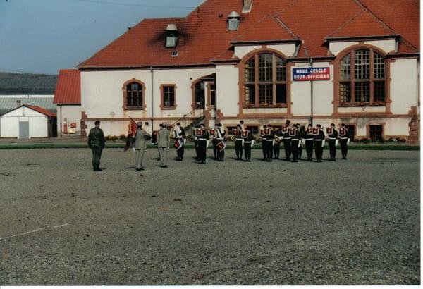 Fanfare 4 eme RC 1995