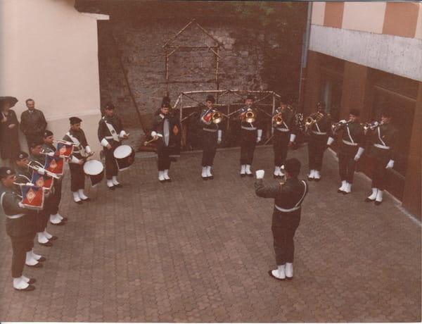 Fanfare 4 eme RC 1996