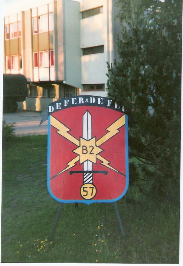 57 eme regiment d artillerie