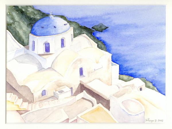Paysage de Grèce