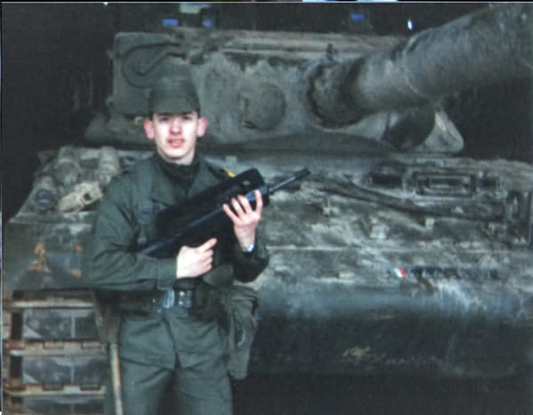 Service Militaire 1987